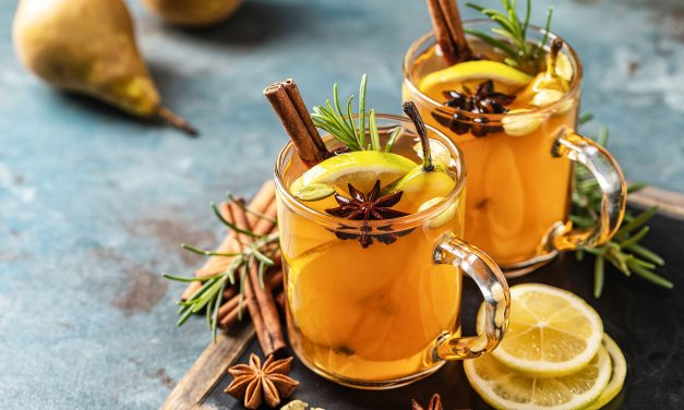 Easy Cold Busting Hot Toddy